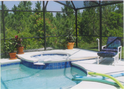 Florida Vacation with Pool near Disney Land